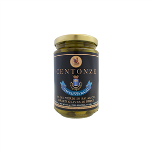 Green olives in Brine (Olivy zelené) 180g
