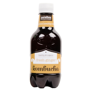 Kombucha BIO 330ml ginger
