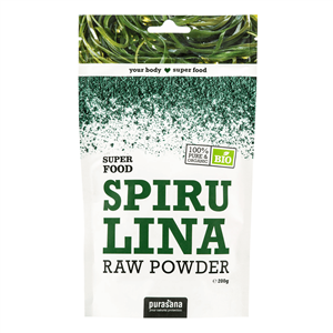 Spirulina Powder BIO 200g