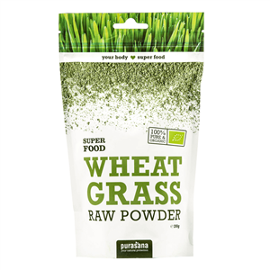 Wheat Grass Powder BIO 200g (Zelená pšenice)