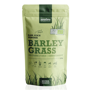 Barley Grass Raw Juice Powder BIO 200g (Zelený ječmen)