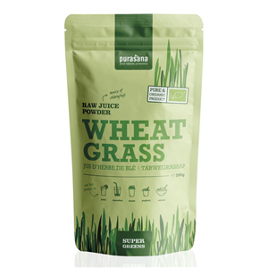 Wheat Grass Raw Juice Powder BIO 200g (Zelená pšenice)