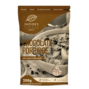 Chocolate Porridge Bio 350g (Ovesná kaše)