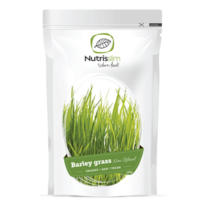 Barley Grass Powder Bio (New Zealand) 125g (Zelený ječmen)
