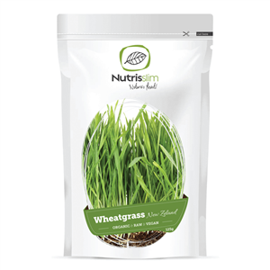 Wheatgrass Powder Bio (New Zealand) 125g (Zelená pšenice)