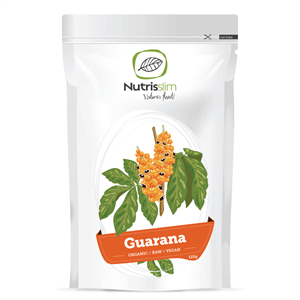 Guarana Powder Bio 125g