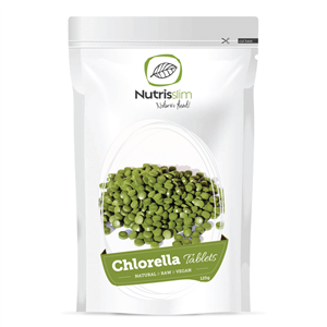 Chlorella Tablets 125g