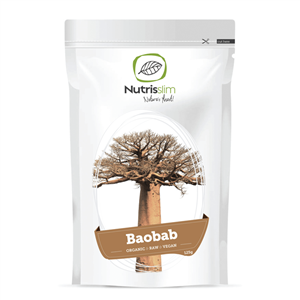 Baobab Fruit Powder Bio 125 g