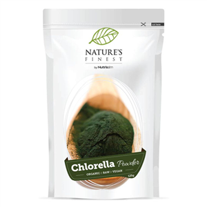 Chlorella Powder Bio 125g