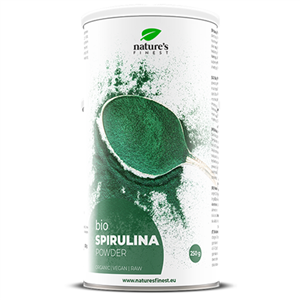 Spirulina Powder Bio 250g