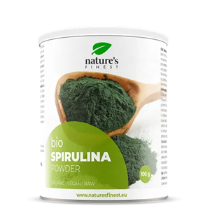 Spirulina Powder Bio 100g