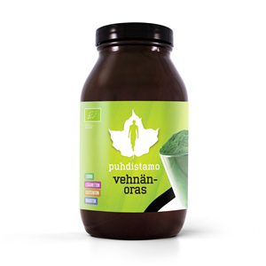 Wheatgrass Powder BIO 120g (Zelená pšenice)